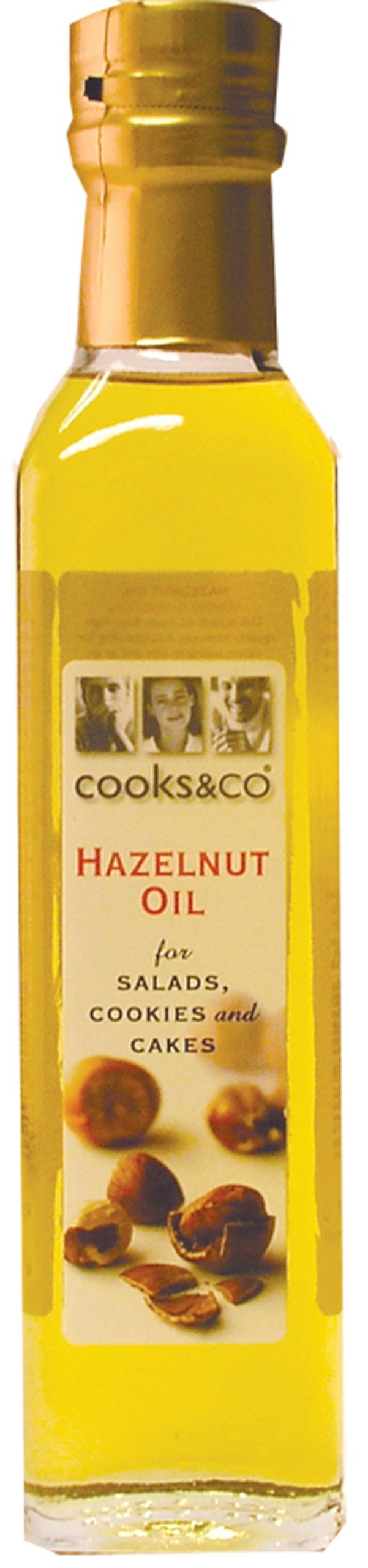 Cooks & Co Hazelnut Oil (250ml) - Pack of 6 by cooks