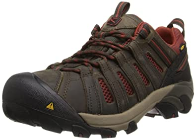 ce87d433ec7e KEEN Utility Women s Flint Low ESD Soft Toe Shoe