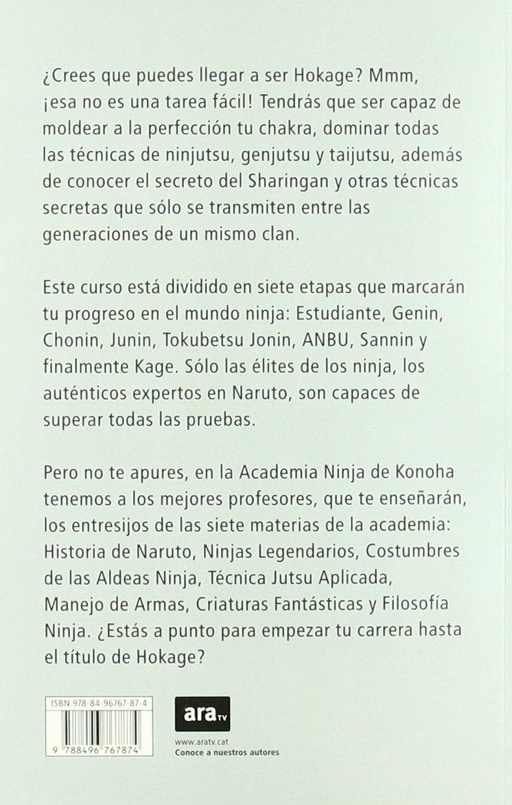 Naruto : curso para ser hokage: Takeshi Nakamura ...