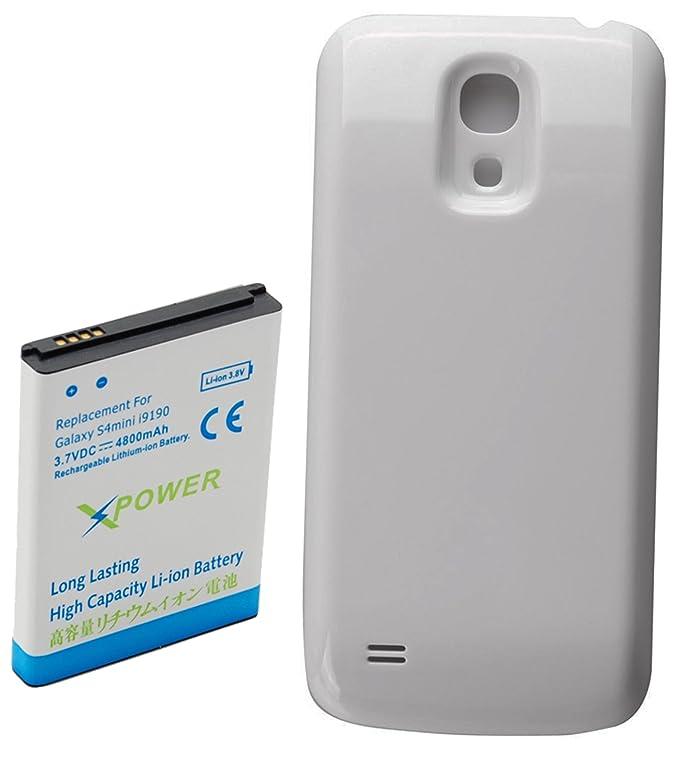 Amazon.com: X-Power 4800mAh Batería Extendida con Carcasa ...