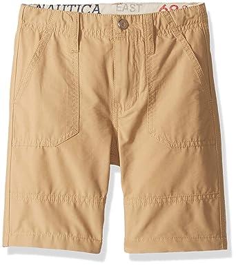 c165f4f2b Nautica Toddler Boys' Cargo Short, Discoverer Khaki 2T