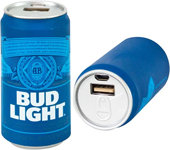 Bud Light Beer Can Ice Drink 4 iphone case