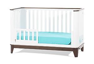 Childcraft Studio Toddler Guard Rail, Matte White