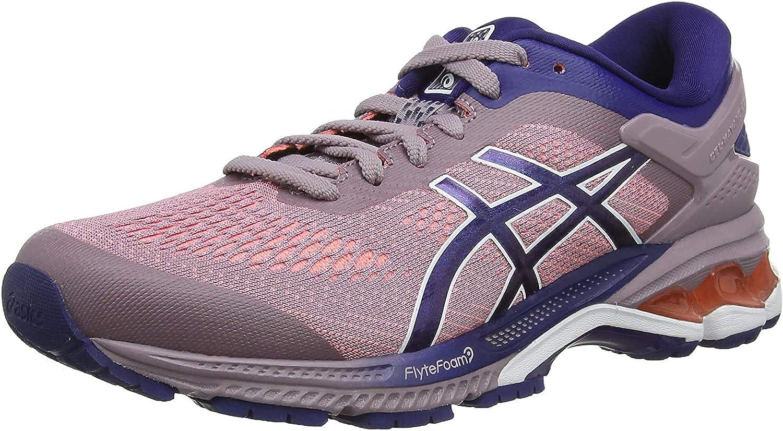 ASICS Gel-Kayano 26, Zapatillas de Running para Mujer: Amazon.es ...