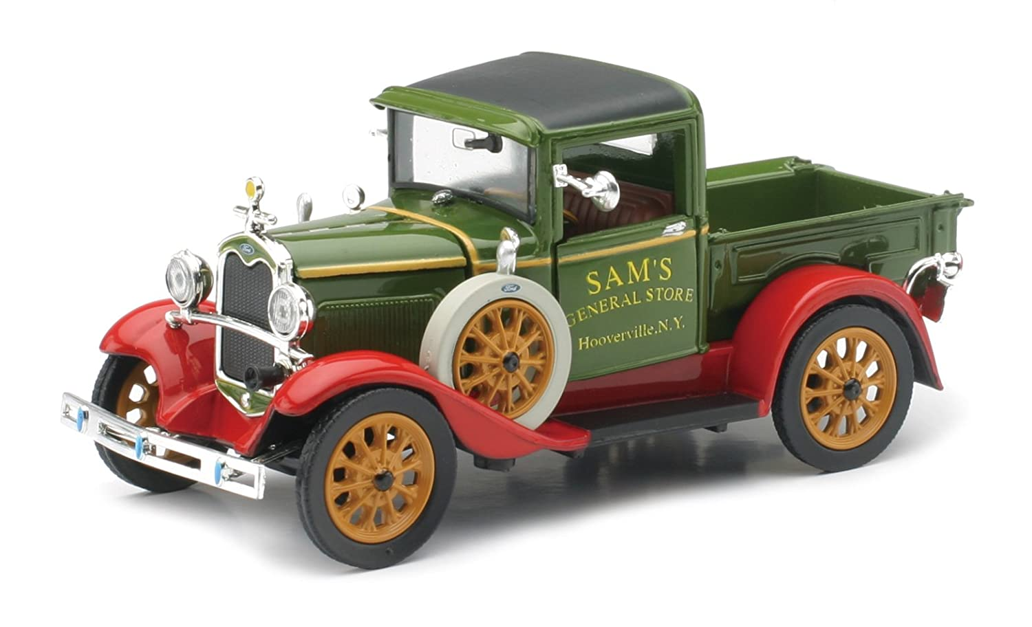 Amazon.com: 1931 Ford Model A Pickup Truck 1:32 Scale by Newray ...