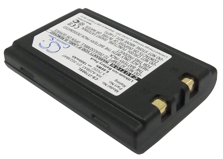 Cameron Sino Rechargeble Battery for Casio dt-x10 (1800 mAh)   B01DNNN4YO
