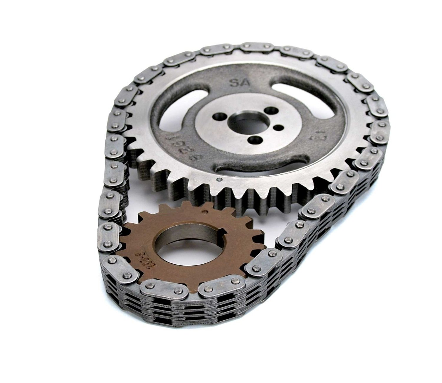 Competition Cams 3200 High Energy Timing Chain Set for Small Block Chevrolet COMP Cams