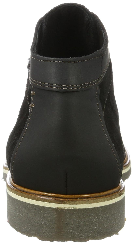 LLOYD Herren Valentin Gore-tex Schwarz Desert Boots Schwarz Gore-tex (Schwarz) 9fdbdc