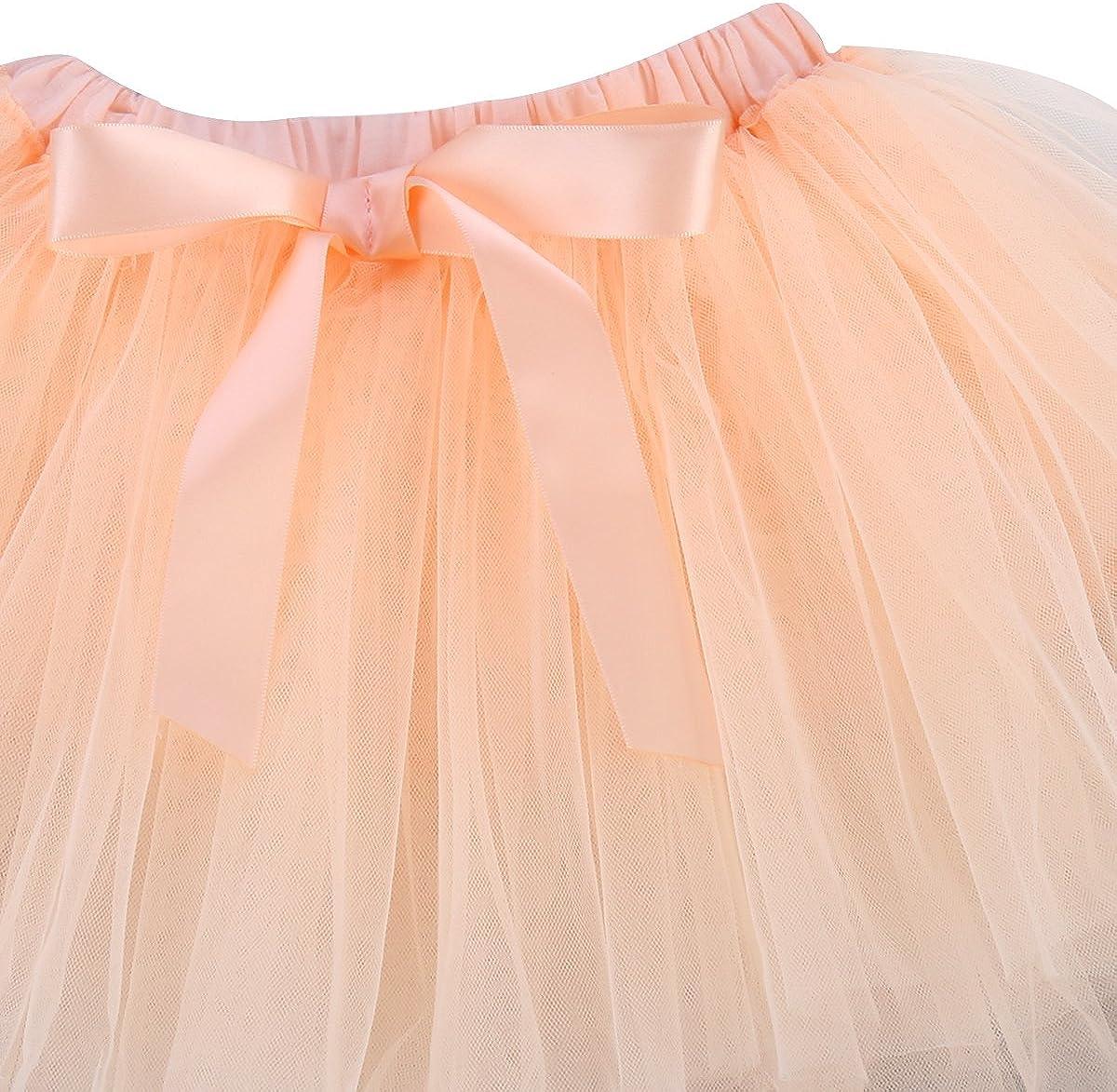 Gonna TTYAOVO Bambina 1 /° Compleanno Principessa Tutu Gonna Vestiti 3 Pezzi Set Abiti Pagliaccetto 4-24 Mesi + Leggings Fascia