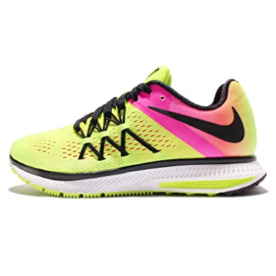 NIKE 844742-999 Women's Zoom Winflo 3 OC Unlimited Running Shoes, Multicolor,  6