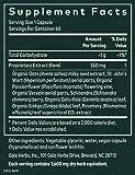 Gaia Herbs Emotional Balance (Formerly Mood Uplift) Liquid Capsules, Plant-Based Mood Support Supplement, Promotes A Positive Mood with St. John's Wort, Ginkgo Biloba, Gotu Kola & Rosemary, 60 Count