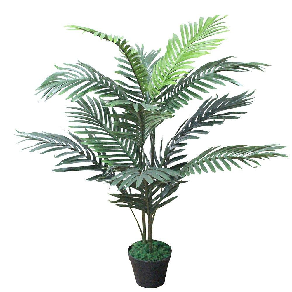CHW Artificial 3-Feet Tropical Palm Plant by CHW Trading Inc