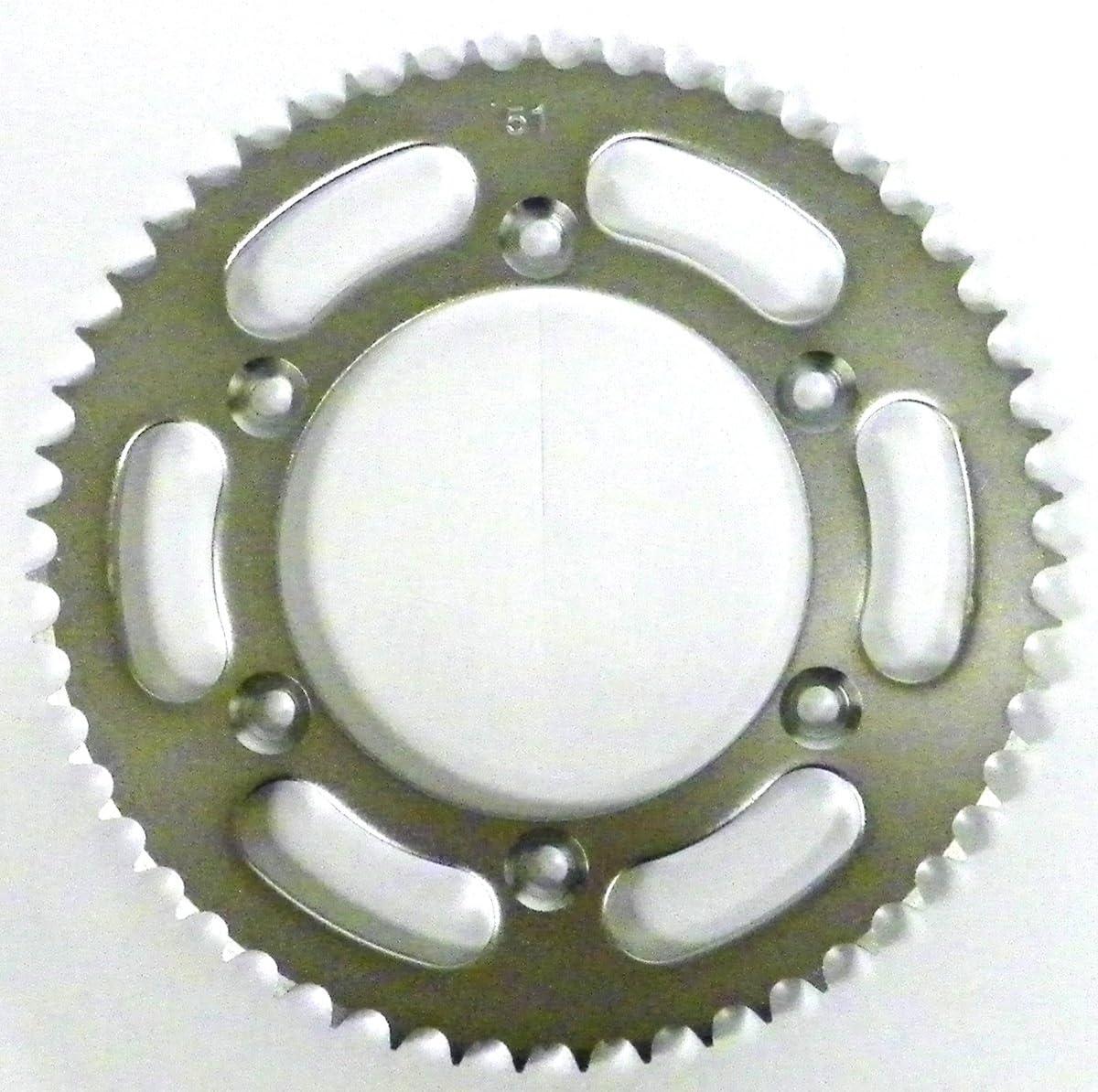 Kawasaki Steel Rear Sprocket 400 KFX 2003-2006 38 Teeth ATV Motorcycle WSM RSS-004-38