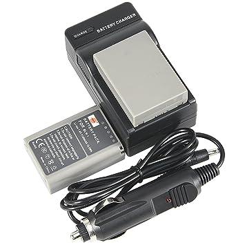 Amazon.com: DSTE® 2 x BLN-1 + DC133 Travel de batería y ...