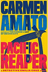 Pacific Reaper (Detective Emilia Cruz Book 5) Kindle Edition