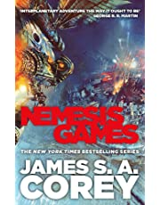 Nemesis Games: Book 5 of the Expanse (now a Prime Original series)