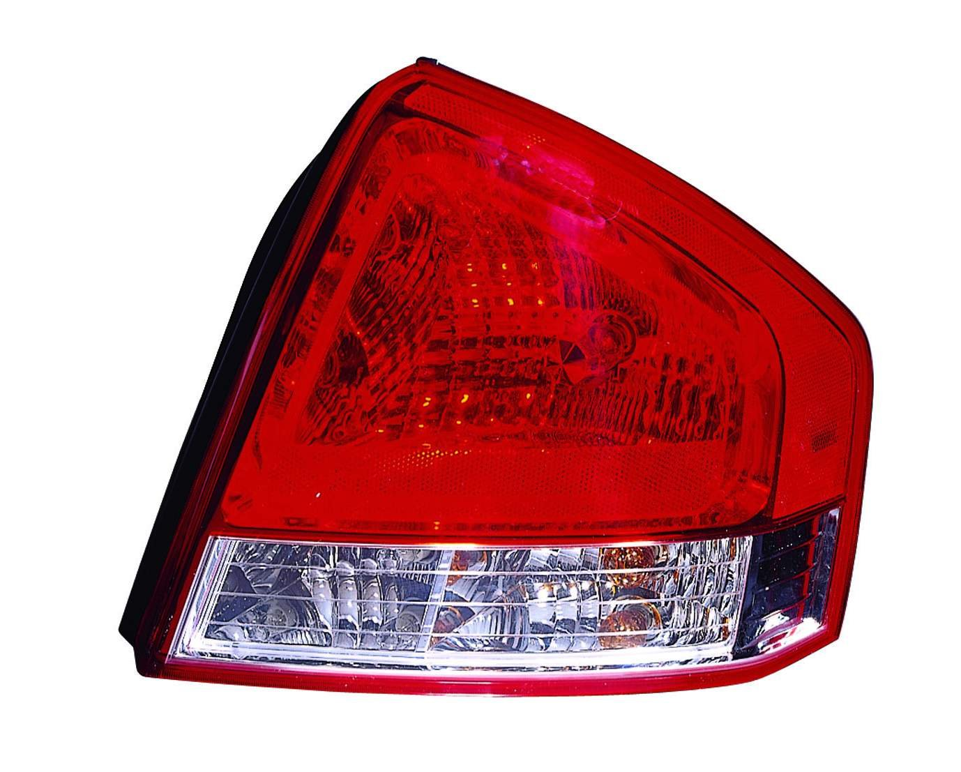 Depo 323-1926R-ASN Kia Spectra Passenger Side Replacement Taillight Assembly