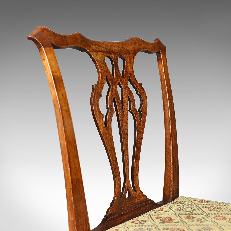 London Fine Antiques - Par de sillas Antiguas, Georgiana ...