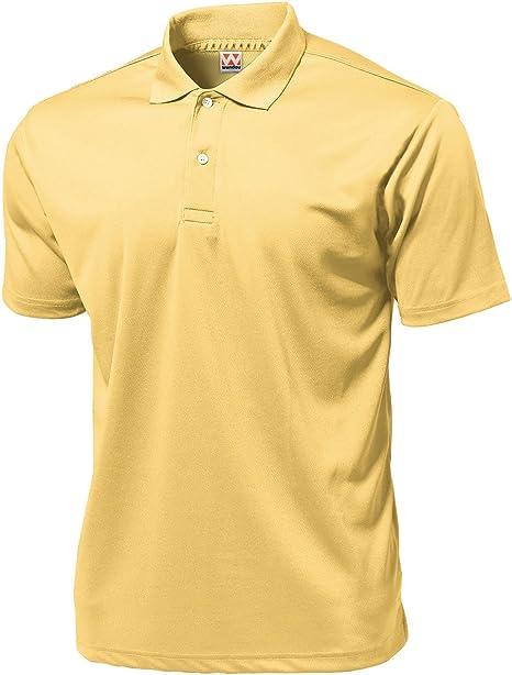 Wundou Hombres de Deporte Dry luz Polo-Shirts P335? L? Crema ...