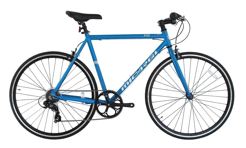 Micargi rd-7 – 57-blロードバイク700 C 57 cmアルミフレーム自転車、ブルー B076CRYPHM