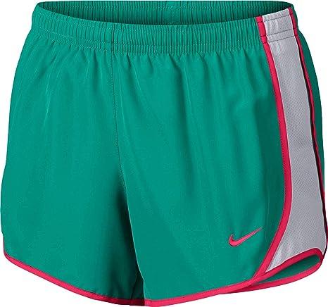 770b4dcd61489 Amazon.com : NIKE Girl's Dry Tempo Running Shorts (Menta, X-Large ...