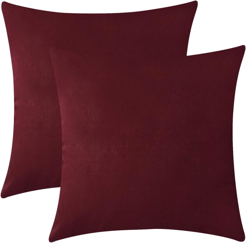 HMQIANG Throw Pillow Covers 20