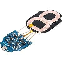 Bluelover 9V 1-2A Typ C Port Qi Wireless Ladegerät PCBA Leiterplatte 2 Spule Aufladung DIY