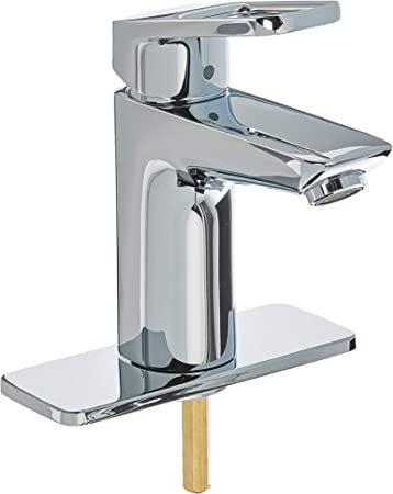 Hansgrohe Talis E Modern 2 Handle 5 Inch Tall Bathroom Sink Faucet