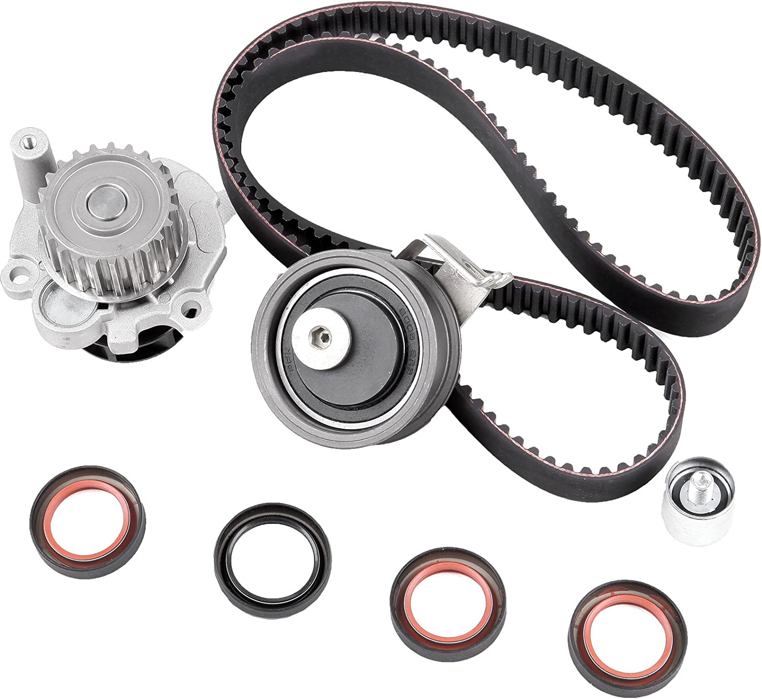 Online Automotive TBWPPG30816D 3001 Timing Belt Kit with Water Pump