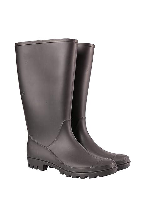 Bambine neve pioggia Stivali di gomma Dunlop Impermeabile Scarpe Donna Stivali di gomma