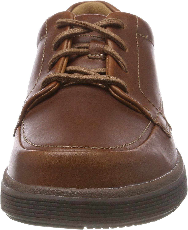 Clarks Un Abode Ease Zapatos de Cordones Derby para Hombre