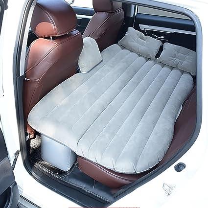 Amazon.com: Colchón de aire para coche, asiento trasero ...