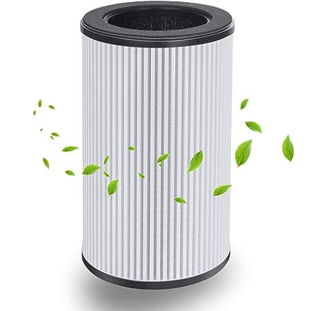 Generador de iones negativos hogar, purificador de aire verde de ...