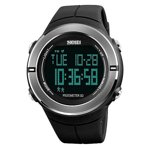 Reloj digital deportivo para hombre 29b245140642