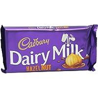 Cadbury Dairy Milk Chocolate With Hazelnuts, 227 gm
