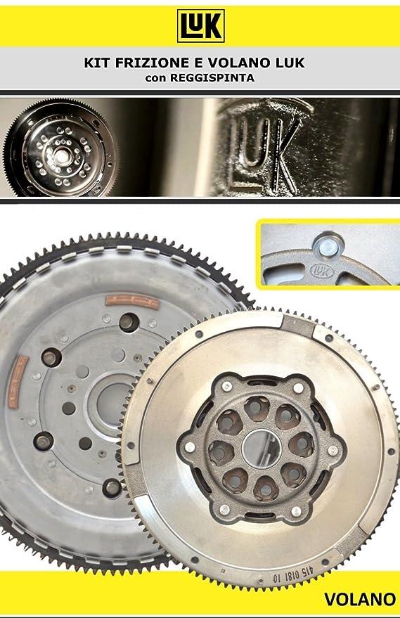 Kit de embrague motor FORD MONDEO III (BWY) 2,0 16 V TDDi SW: Amazon.es: Coche y moto