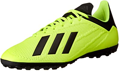 21f8338e1b6 adidas Men Football Shoes X Tango 18.4 Turf Cleats Soccer Futsal (EU 39 1
