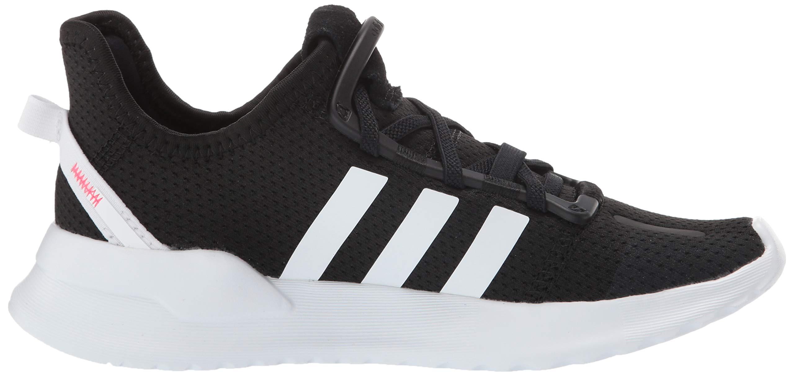 adidas Originals Baby U_Path Running Shoe Black/White/Shock red 6K M US Toddler by adidas Originals (Image #7)