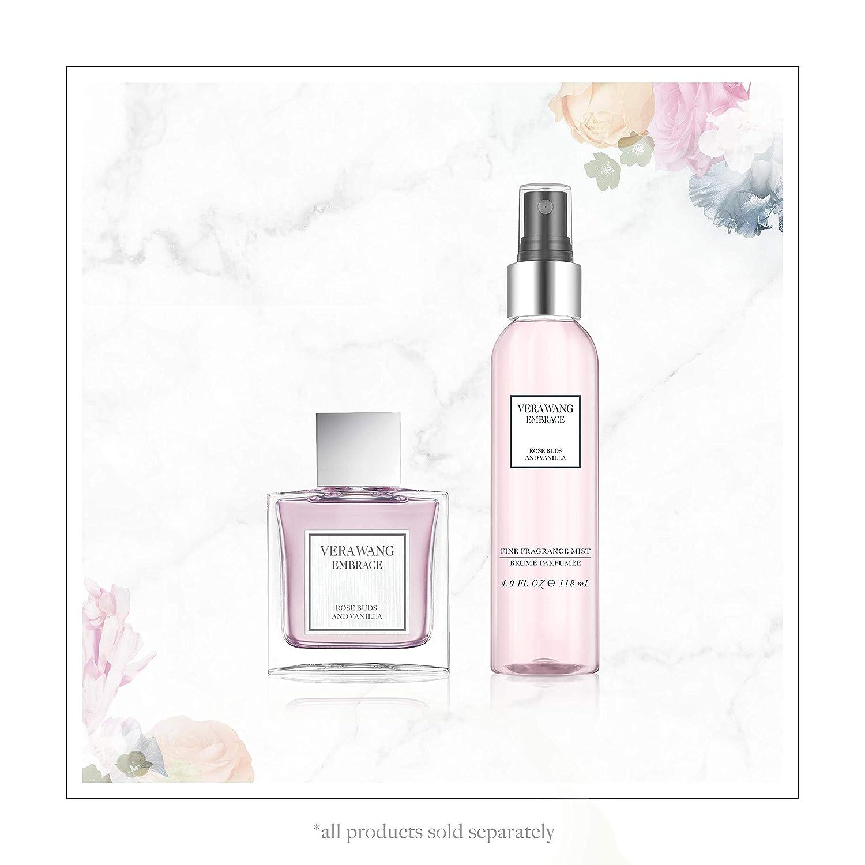 Vera Wang Embrace Eau de Toilette Spray for Women Rose Buds and Vanilla 1 Fluid Ounce