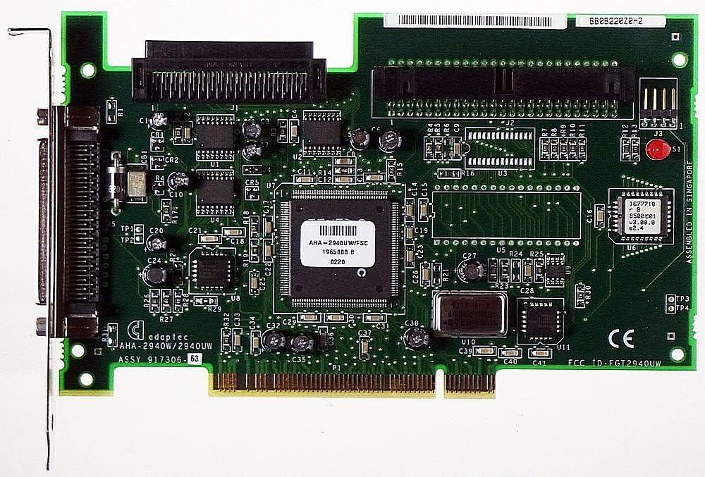 Adaptec AHA-2940 Ultra SCSI Controller Kit 32-bit PCI