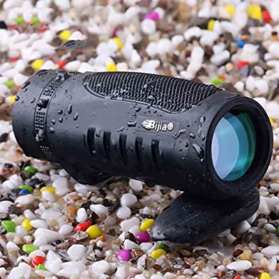 WEBO HOME- HD portable vision haute puissance nuit Monoculaires non-infrarouge -Télescope