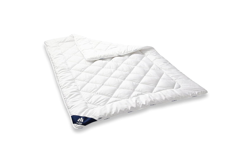 Badenia 03 633 010 149 Bettcomfort Steppbett Irisette Vitamed leicht, 155 x 220 cm, weiß