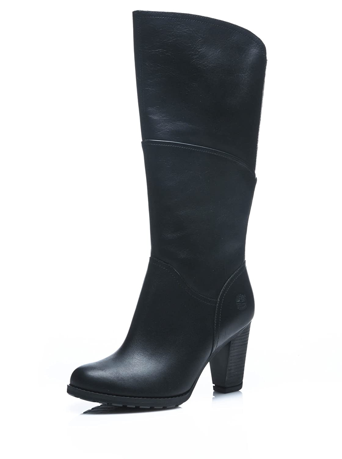 2f08c8b0d75 Timberland New Ladies Womens Black Stratham Height High Leg Boots. - Black  - UK Size 7  Amazon.co.uk  Shoes   Bags
