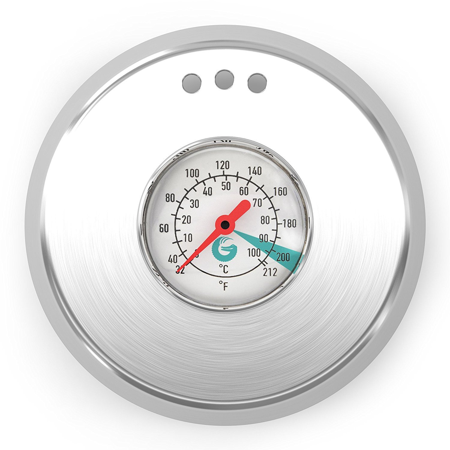 Thermometer Lid For Pour Over Kettles - Never Scald Your Beans Again by Coffee Gator   B01GBR3SZO