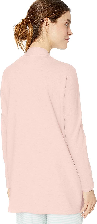 Essentials in materiale felpato Cardigan leggero da donna