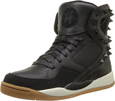 Reebok A.Keys Court, Baskets mode femme, Noir (BlackSandtrapRbk Brass), EUR 37 12