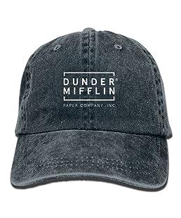 Dunder Mifflin Paper Lnc Unisex Adult Adjustable Trucker Dad Hats
