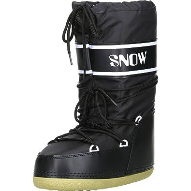 reputable site 06319 5a28c Vista Damen Herren Snowboots Winterstiefel schwarz