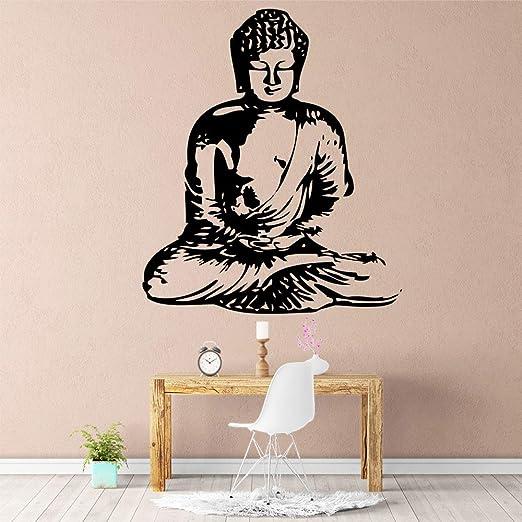 Etiqueta engomada del patrón del arte de Buda Tatuajes de pared ...