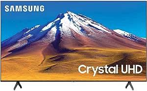 "Tv Samsung Crystal 4K UHD 43"" Smart Tv UN43TU6900FXZX (2020)"